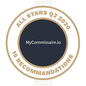 MyCommissaire.io - Trustfolio - All-Stars - Second Trimestre 2020